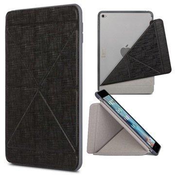 iPad Mini 4 Moshi VersaCover Smart Läppäkotelo Musta