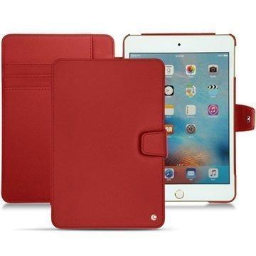 iPad Mini 4 Noreve Tradition B Nahkakotelo Perpétuelle Punainen