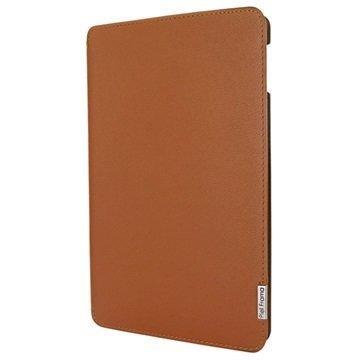 iPad Mini 4 Piel Frama FramaSlim Nahkakotelo Kellanruskea