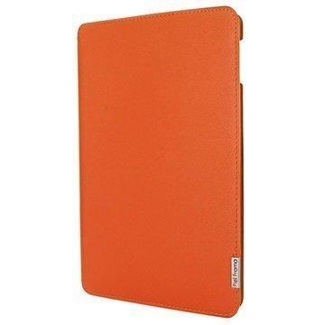 iPad Mini 4 Piel Frama FramaSlim Nahkakotelo Oranssi