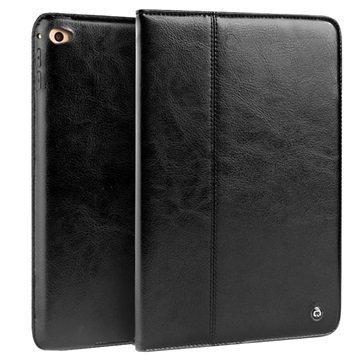 iPad Mini 4 Qialino Multifunctional Smart Folio Leather Case Black