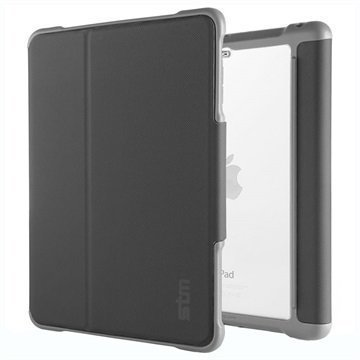 iPad Mini 4 STM Dux Smart Folio Suojakotelo Musta
