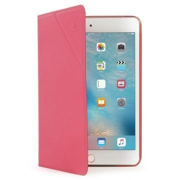 iPad Mini 4 Tucano Angolo Folio Case Red