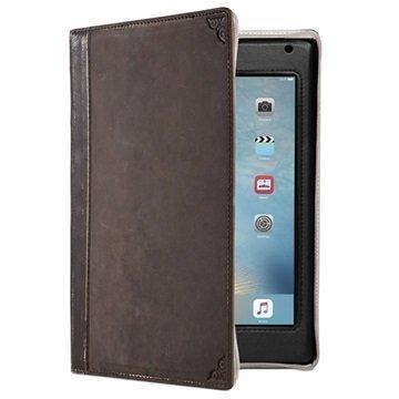iPad Mini 4 Twelve South BookBook Nahkainen Suojakotelo Ruskea