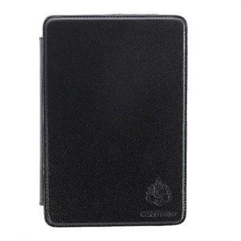 iPad Mini Commander Deluxe Nahkakotelo Musta
