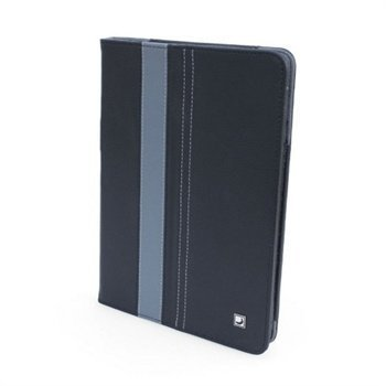 iPad Mini Cool Bananas SmartGuy Book Leather Case Ebony