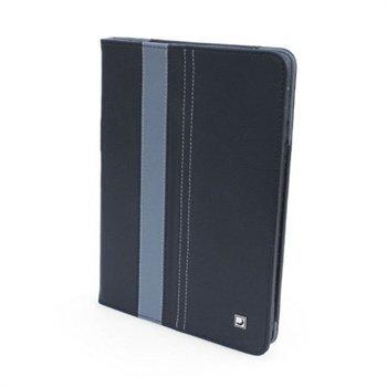 iPad Mini Cool Bananas SmartGuy Book Leather Case Ebony