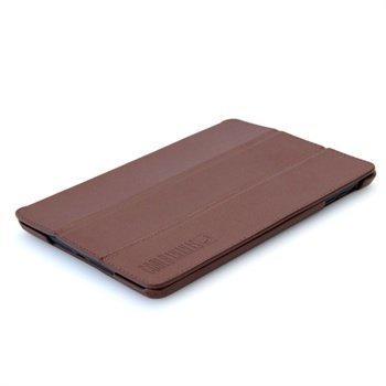 iPad Mini CoolBananas ClassMate Nahkakotelo Ruskea