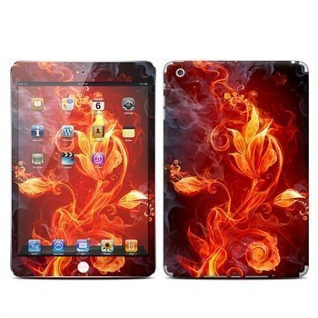 iPad Mini Flower Of Fire Skin