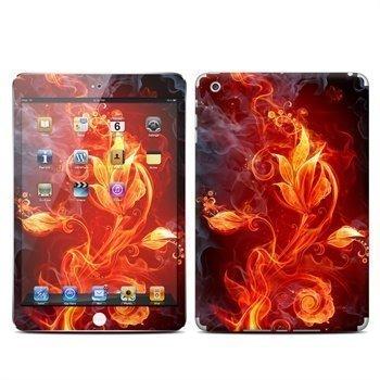 iPad Mini Flower Of Fire Skin