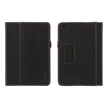 iPad Mini Griffin Folio PU Nahkakotelo Musta