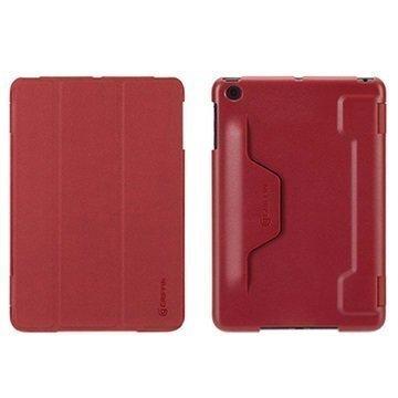 iPad Mini Griffin Intellicase Kotelo Punainen