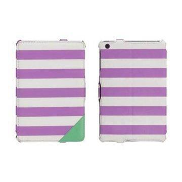 iPad Mini Griffin Journal Cabana Läppäkotelo Violetti