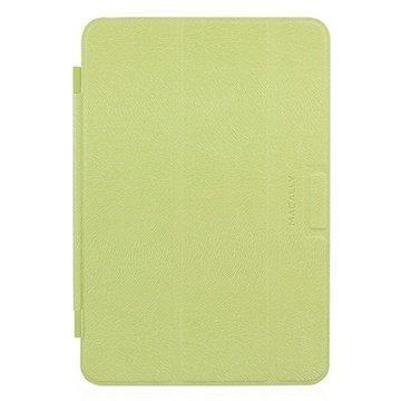 iPad Mini Macally Covermate Flip Nahkakotelo Vihreä