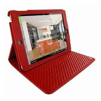 iPad Mini Piel Frama Cinema Nahkakotelo Punainen