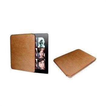 iPad Mini Piel Frama Unipur Nahkakotelo Keltaisenruskea