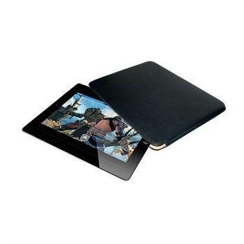 iPad Mini Piel Frama Unipur Nahkakotelo Sininen