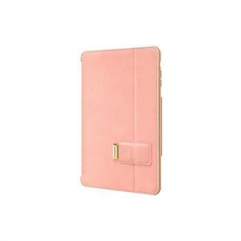 iPad Mini SwitchEasy Pelle Folio Case Pink