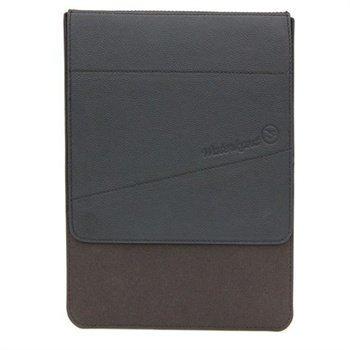 iPad Mini Waterkant Strandgold Kannellinen Nahkakotelo Musta