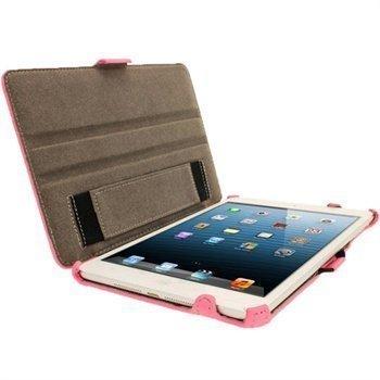 iPad Mini iGadgitz Nahkakotelo Pinkki