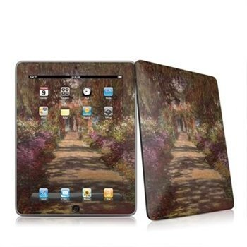 iPad Monet Garden at Giverny Skin