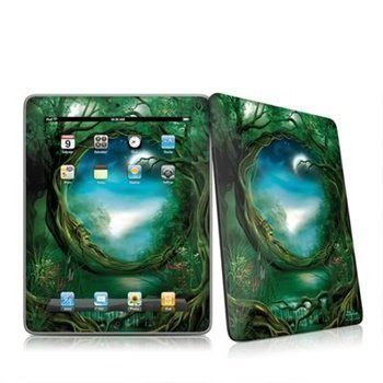 iPad Moon Tree Skin
