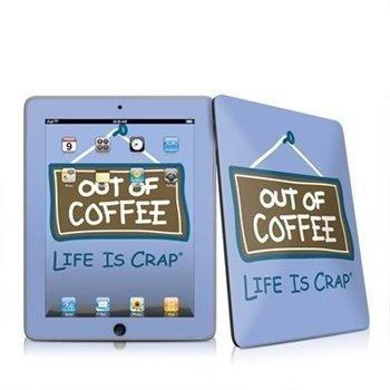 iPad Out Of Coffee Skin