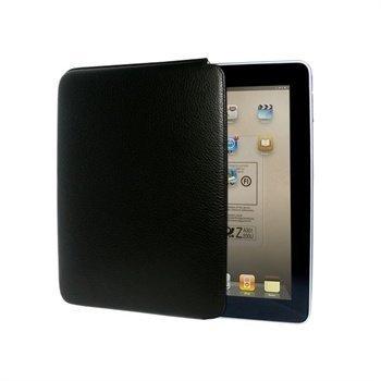 iPad Piel Frama Unipur Nahkakotelo Musta