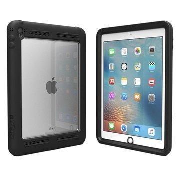 iPad Pro 9.7 Catalyst Vedenpitävä Kotelo Musta