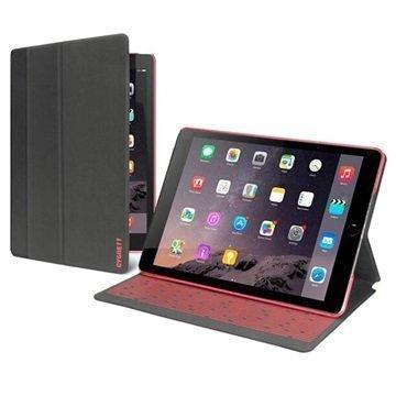 iPad Pro 9.7 Cygnett Tekshell Slimline Kotelo Musta