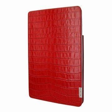 iPad Pro 9.7 Piel Frama FramaSlim Krokotiili Nahkakotelo Punainen