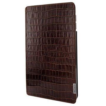 iPad Pro 9.7 Piel Frama FramaSlim Krokotiili Nahkakotelo Ruskea