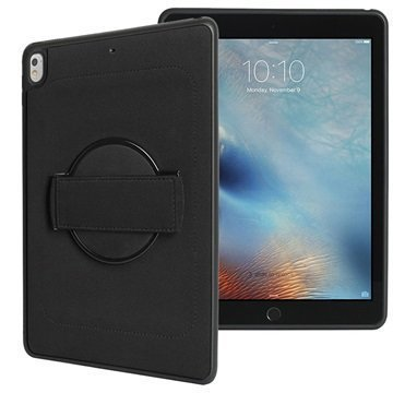 iPad Pro 9.7 iPad Air 2 Griffin Airstrap 360 Suojakuori Musta