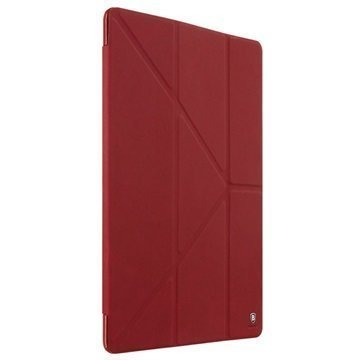 iPad Pro Baseus Terse Series Tri-Fold Smart Suojakotelo Punainen