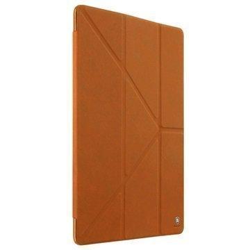 iPad Pro Baseus Terse Series Tri-Fold Smart Suojakotelo Ruskea