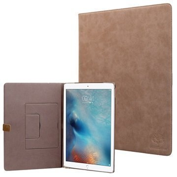 iPad Pro Commander Book Kuoret Vintage Beige