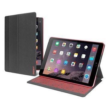 iPad Pro Cygnett Tekshell Slim Folio Kotelo Musta