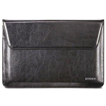 iPad Pro Maroo Nahkakotelo Musta