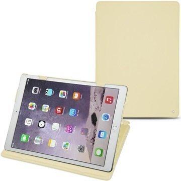 iPad Pro Noreve Tradition Nahkakotelo Perpétuelle Beige