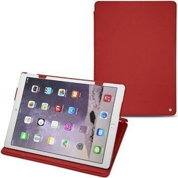 iPad Pro Noreve Tradition Nahkakotelo Perpétuelle Punainen