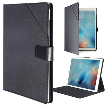 iPad Pro Tucano Club Smart Läppäkotelo Musta