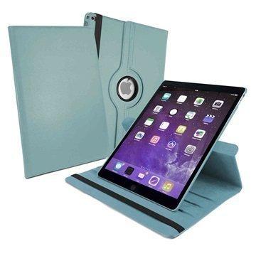 iPad Pro Tuff-luv Pyörivä Smart Kotelo Sininen