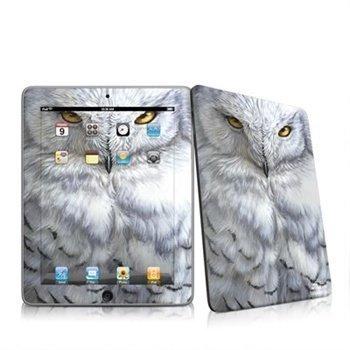 iPad Snowy Owl Skin