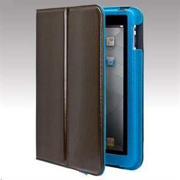 iPad SwitchEasy Canvas Case Blue