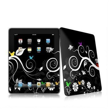 iPad Tweet Dark Skin