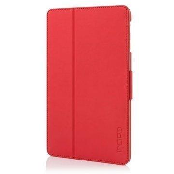 iPad mini 2 iPad mini 3 Incipio Lexington Leather Case Red