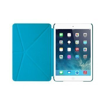 iPad mini 2 iPad mini 3 LAUT TRIFOLIO Case Blue