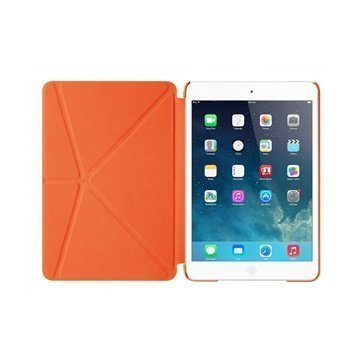 iPad mini 2 iPad mini 3 LAUT TRIFOLIO Case Orange