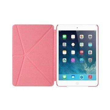 iPad mini 2 iPad mini 3 LAUT TRIFOLIO Case Pink