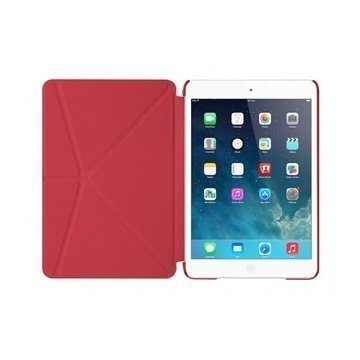 iPad mini 2 iPad mini 3 LAUT TRIFOLIO Case Red